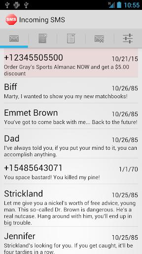 SMS Spamblock Free