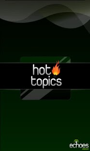 Hot Topics - What's Trending? - screenshot thumbnail