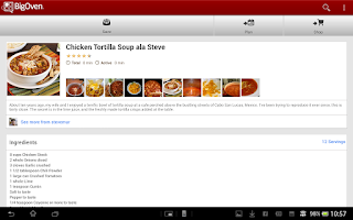 Screenshot of BigOven: 350,000+ Recipes