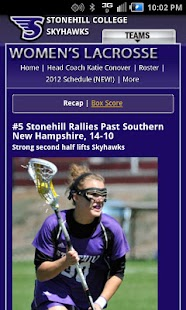 Stonehill Skyhawks- screenshot thumbnail