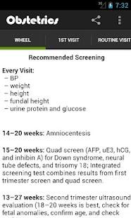 玩醫療App|Obstetrics (+ Pregnancy Wheel)免費|APP試玩