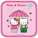 Hello Kitty Dating Theme icon