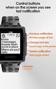 玩免費生產應用APP|下載Notifier Pebble app不用錢|硬是要APP