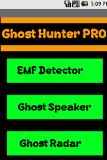 Ghost Hunter free download for Android | FreeNew