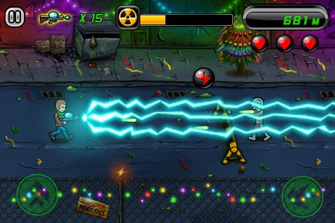 Zombie City2 -Xmas - screenshot