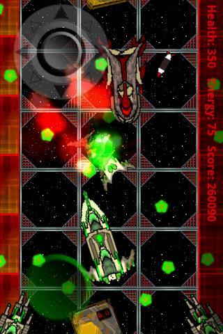 Cybertronic Warfare - screenshot