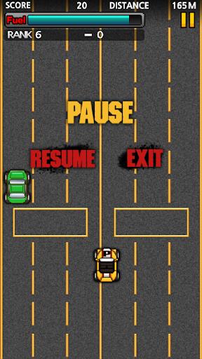 【免費街機App】Car Rush-APP點子