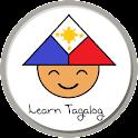 Learn Tagalog logo