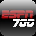 ESPN 700 Radio icon