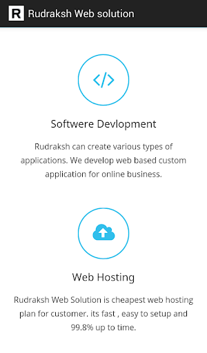 玩商業App|Rudraksh Web Solution免費|APP試玩