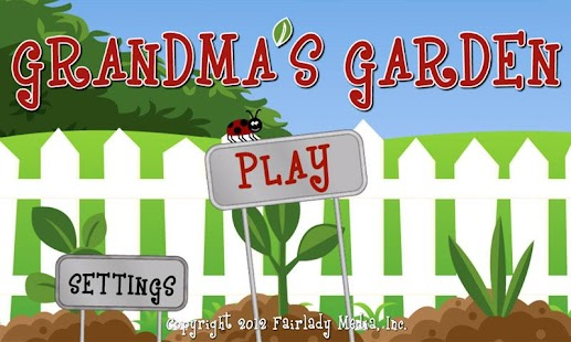 Grandma's Garden - screenshot thumbnail