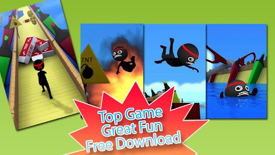 Stickman Run - screenshot thumbnail