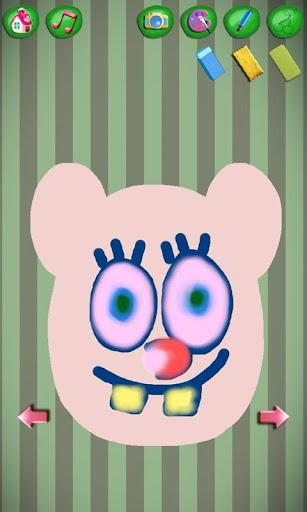 寶貝學畫 - 兒童創意繪畫遊戲