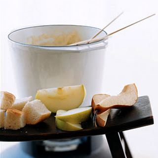 Oka Cheese Fondue