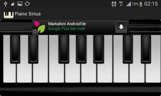Piano ORJ