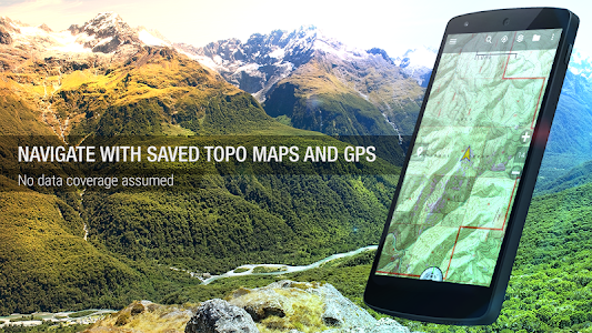 BackCountry Navigator TOPO GPS v5.2.6