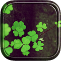 Lucky Clover Live Wallpaper icon