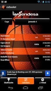 es Basket - screenshot thumbnail