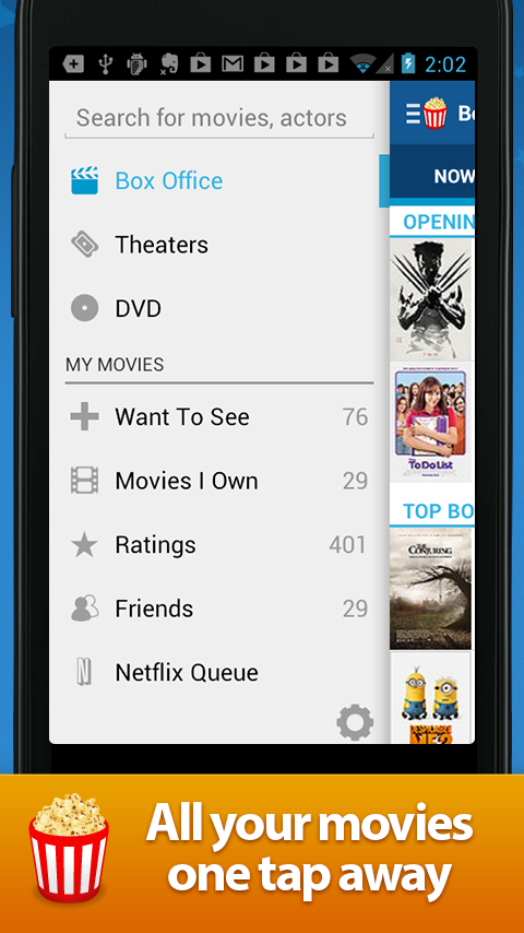 Movies by Flixster - screenshot