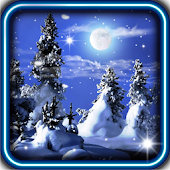 Winter Frost HD live wallpaper