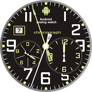 Sense analog clock widget apk