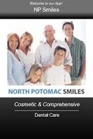 Screenshot of NORTH POTOMAC SMILES