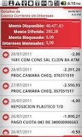 Screenshot of Banca Movil Banco Bicentenario