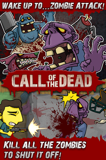 Call of the Dead-Zombie Alarm