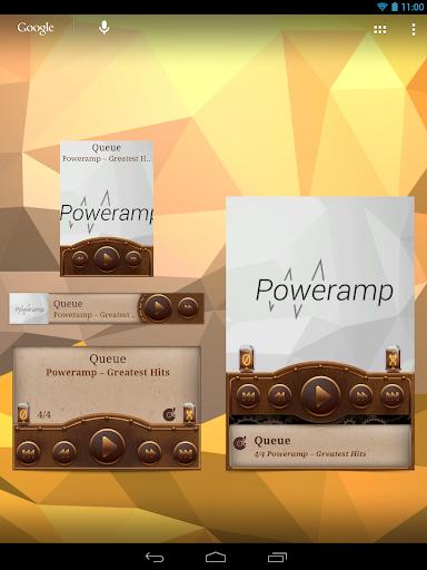 Widgets Kit for Poweramp  screenshots 16