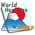 World Heritage Sites in Japan icon