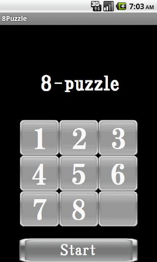 8パズルfree