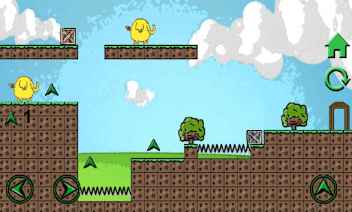 Elephant Can't Jump- screenshot thumbnail