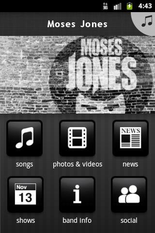 Moses Jones - screenshot