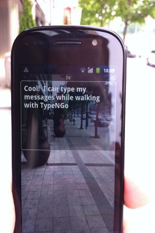 TypeNGo Pro- screenshot