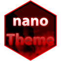 Red Hexagon Apex-Theme HD icon