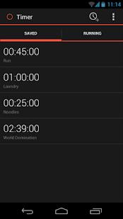 Timer - screenshot thumbnail