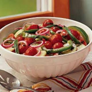 Summer Vegetable Salad.