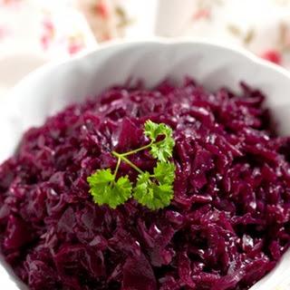 Rotkohl, Blaukraut, Rotkraut - Red Cabbage Recipe