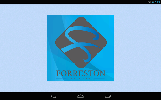 Forreston State Bank Tablet