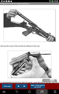 FN FAL rifle explained- screenshot thumbnail