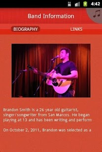 Brandon Smith - screenshot thumbnail