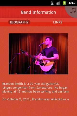 Brandon Smith - screenshot
