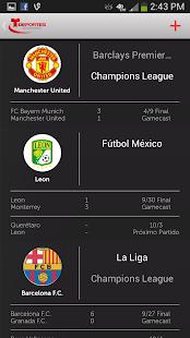Deportes Telemundo - screenshot thumbnail
