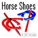 8-Bit Horseshoes logo