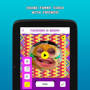Facegood Free Video Editor- screenshot thumbnail