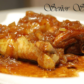 Pedro Ximenez Style Chicken