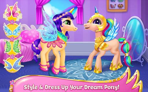 Coco Pony - My Dream Pet 1.0.7 screenshots 1