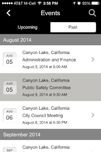 CityByApp® Canyon Lake!- screenshot thumbnail