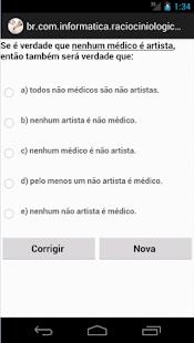 App Raciocínio Logico e Matematica APK for Windows Phone