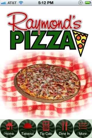 Raymonds Pizza
